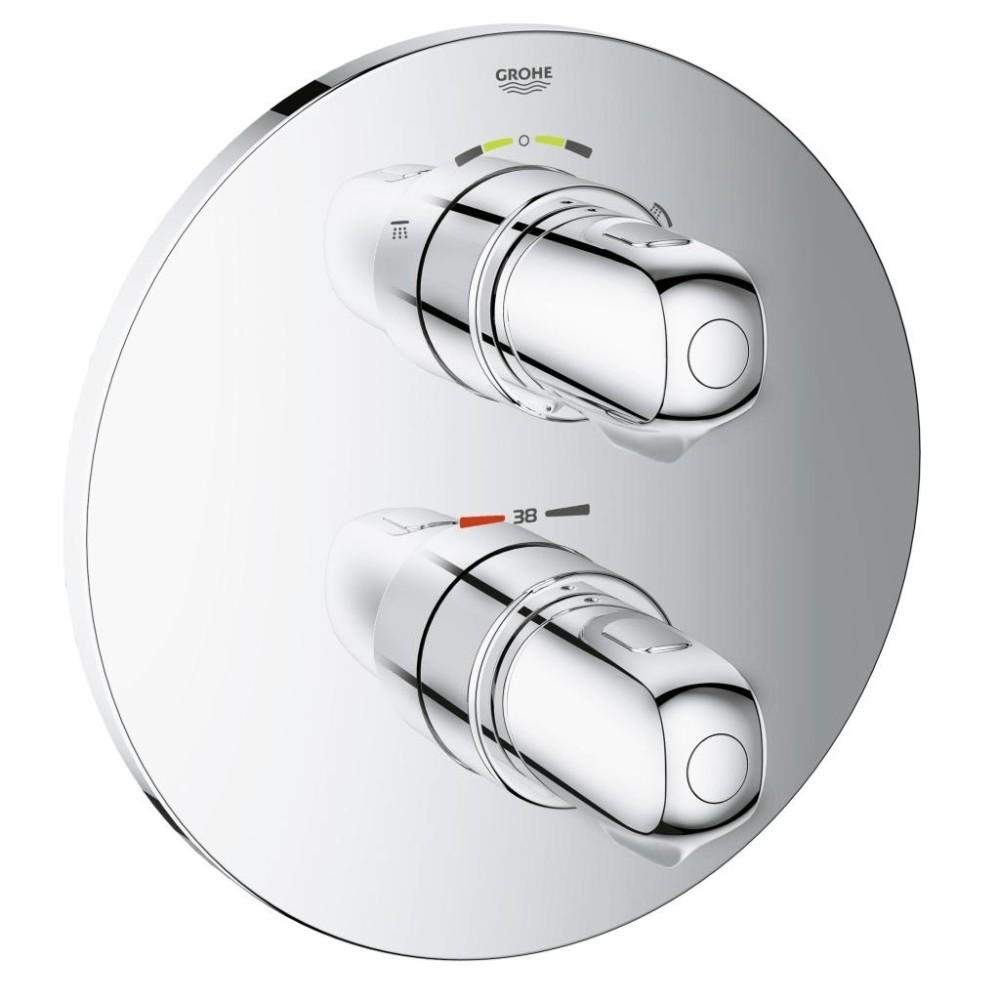 Grohe Grohtherm 1000 Termostatická sprchová baterie pod omítku, chrom 19985000