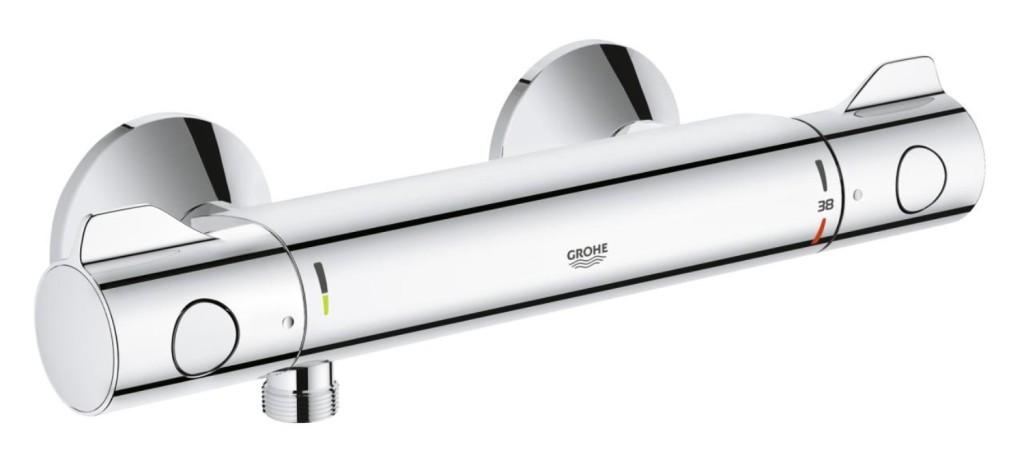Grohe Grohtherm 800 Termostatická sprchová baterie, chrom 34558000