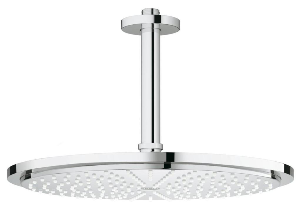Grohe Rainshower Hlavová sprcha Cosmopolitan, průměr 310 mm, stropní výpusť 142 mm, chrom 26067000