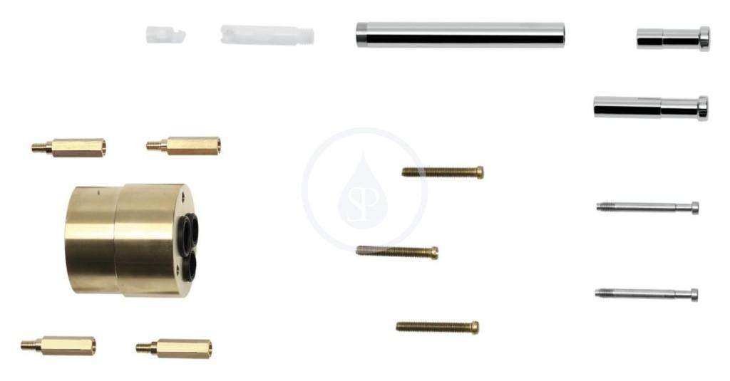 Grohe Příslušenství Prodlužovací set 50 mm, chrom 46343000
