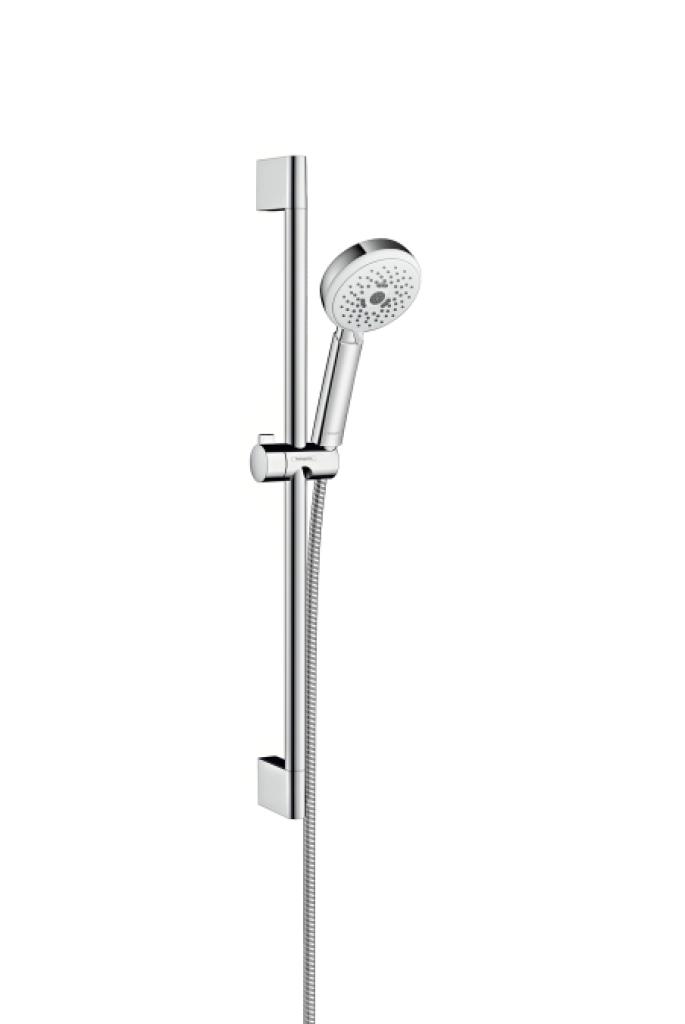 Hansgrohe Crometta 100 Sprchová souprava Multi 0,65 m, bílá/chrom 26650400