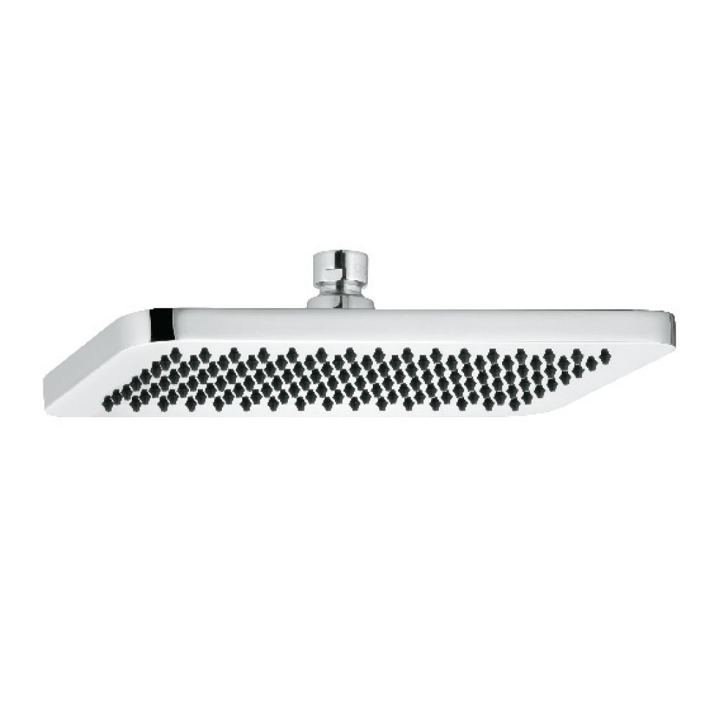 Kludi A-Qa Talířová horní sprcha, 140 x 245 mm, chrom 4940205-00