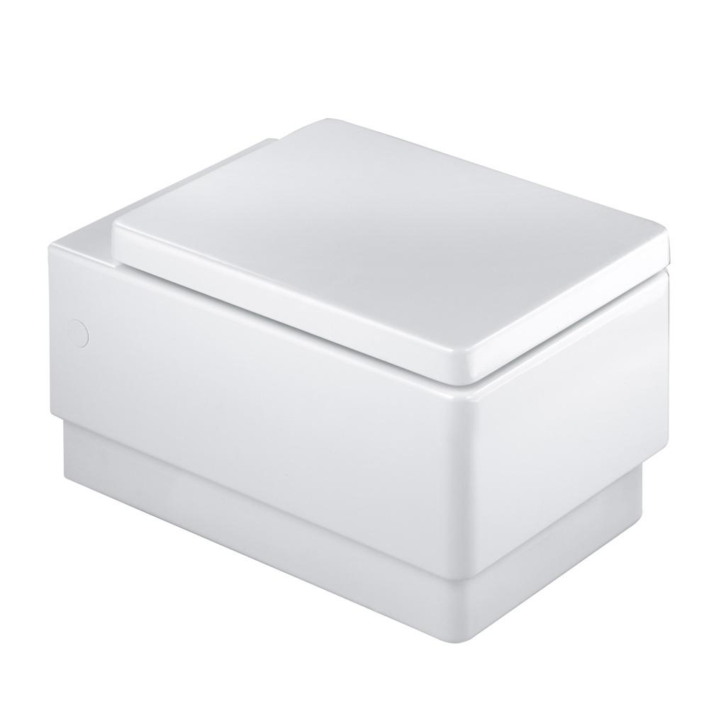 Kludi Plus Závěsný klozet, bílý 49WCW43