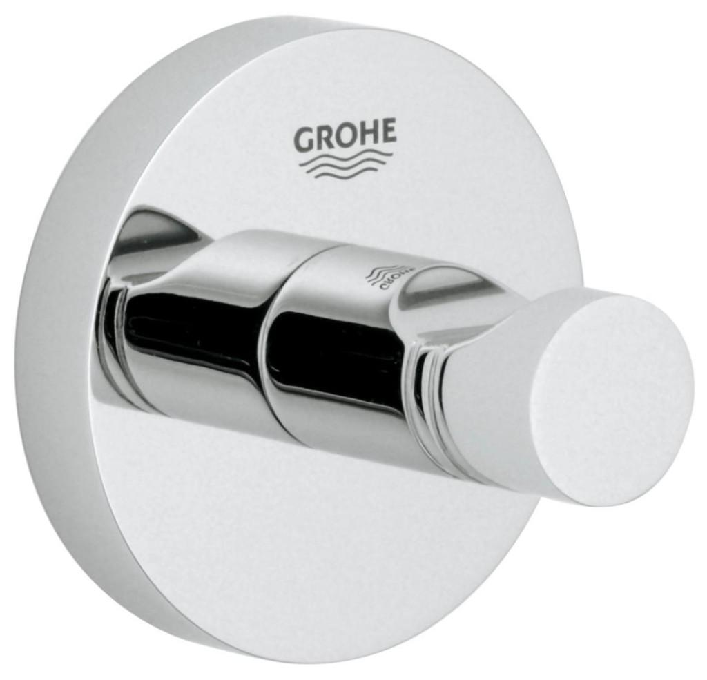 Grohe Essentials Háček na koupací plášť, chrom 40364001