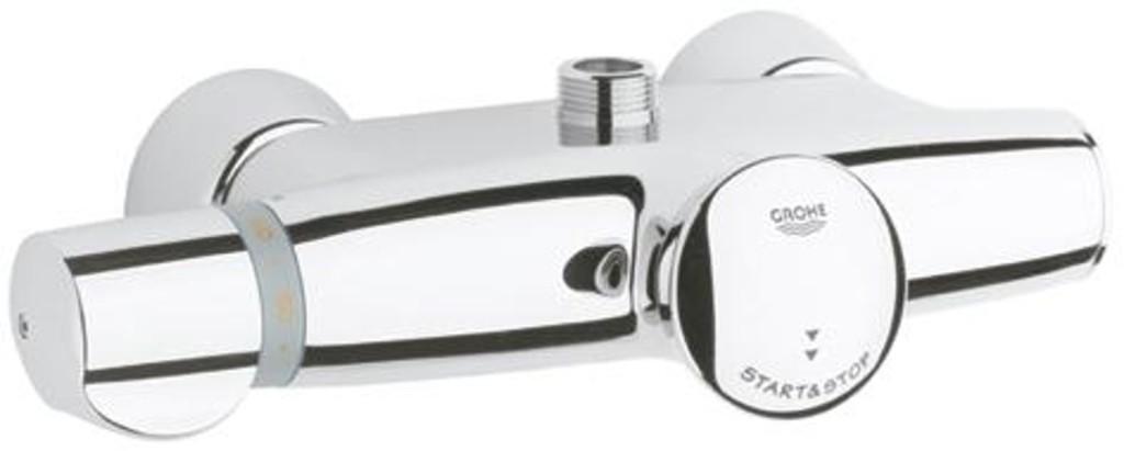Grohe Eurodisc SE Samouzavírací sprchová termostatická baterie, chrom 36244000