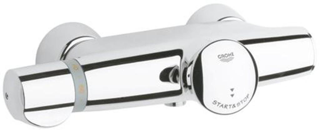 Grohe Eurodisc SE Samouzavírací sprchová termostatická baterie, chrom 36245000