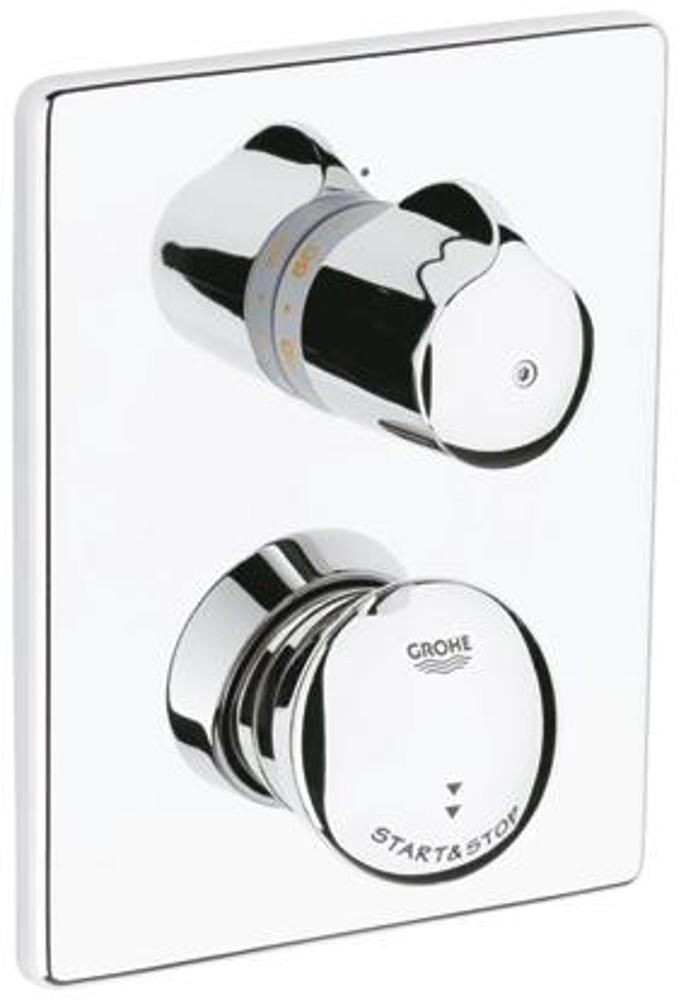 Grohe Eurodisc SE Samouzavírací sprchová termostatická baterie, chrom 36247000