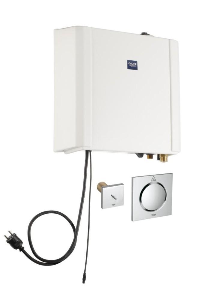 Grohe F-Digital Deluxe Parní generátor 2,2 kW s parním výstupem a teplotním čidlem 36362000