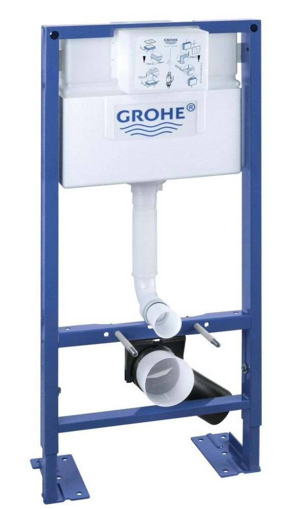 Grohe Rapid SL pro závěsné WC se splachovací nádrží 6 - 9 l 38586001