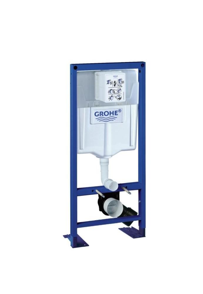 Grohe Rapid SL pro závěsné WC, splachovací nádrž GD 3 38584001