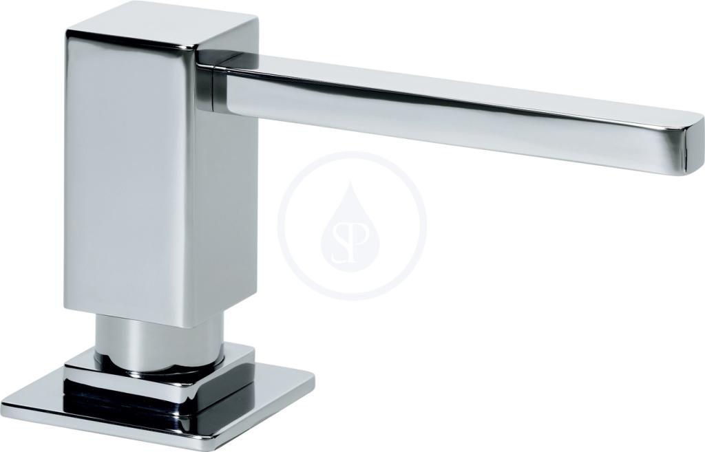Franke Centinox Dávkovač saponátu, pro otvor 25-35 mm, 250 ml, chrom 119.0176.057