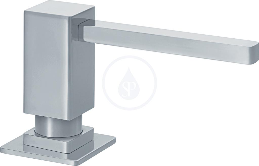 Franke Centinox Dávkovač saponátu, pro otvor 25-35 mm, 250 ml, nerez 119.0176.059