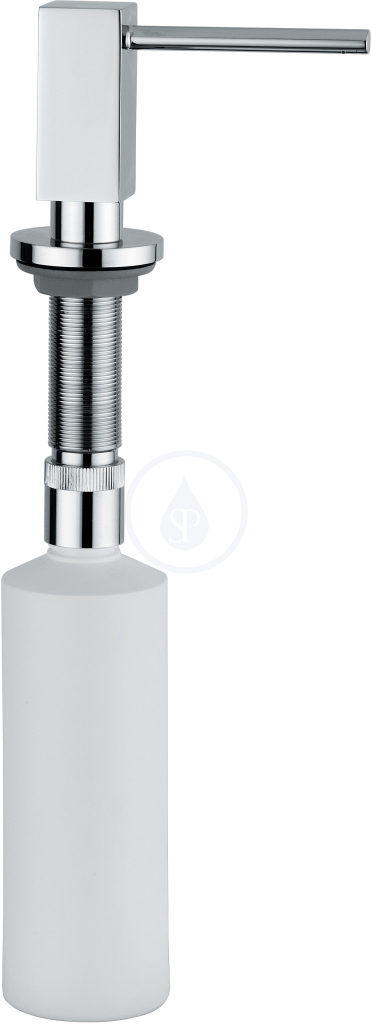 Franke Planar Dávkovač saponátu, 300 ml, chrom 119.0157.384