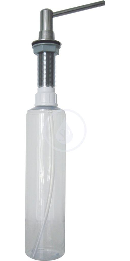 Franke Basic Dávkovač saponátu, 500 ml, mat 119.0281.889