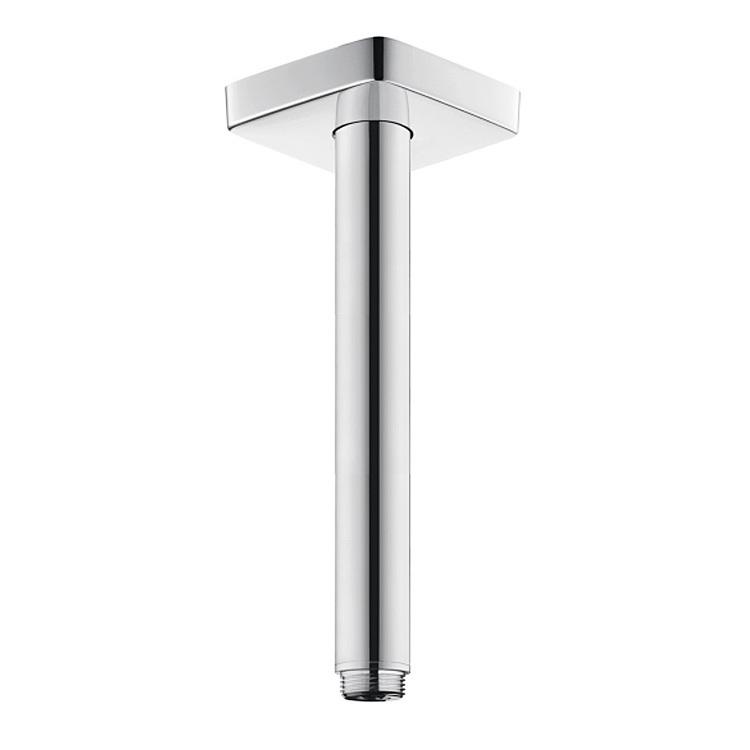 Hansgrohe Croma Select E Díl pro napojení od stropu E 300 mm, chrom 27388000