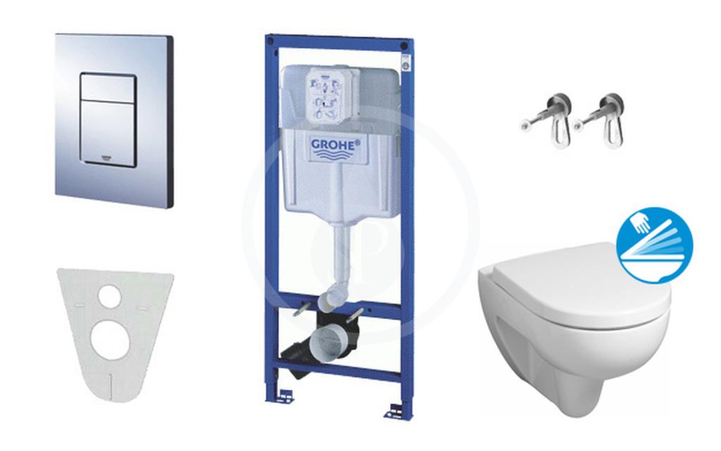 Grohe Rapid SL pro závěsné WC, kompletní sada 38528SET-KC