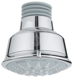 Grohe Relaxa Rustic Hlavová sprcha Five, chrom 27124000