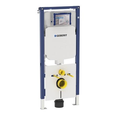 Geberit Montážní prvek Duofix pro závěsné WC s nádržkou do stěny Sigma 8 cm, stavební výška 114 cm 111.794.00.1