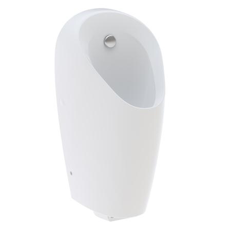 Geberit Pisoáry Pisoár Selva s integrovaným ovládáním, napájení z baterie, bílý 116.083.00.1
