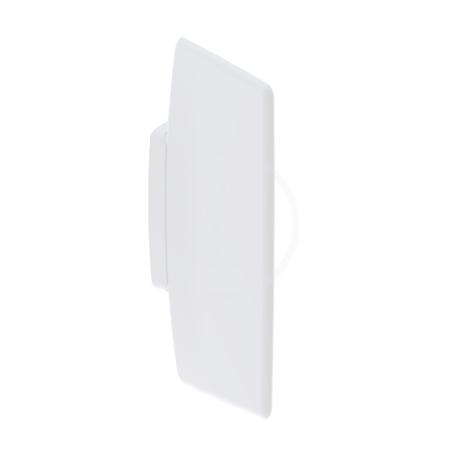 Geberit Příslušenství Pisoárová dělící stěna, plastová, Basic, bílá 115.201.11.1