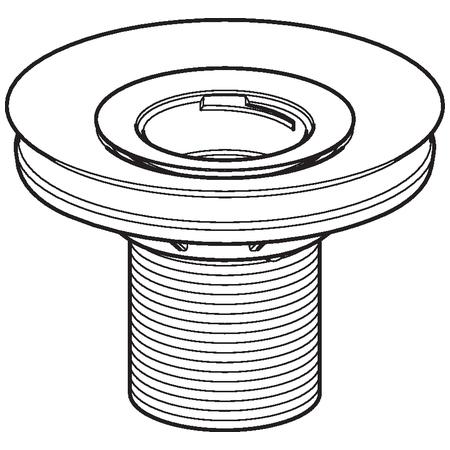Geberit Příslušenství Sifonový adaptér pro bezvodé pisoáry, průměr 103 mm 116.060.00.1