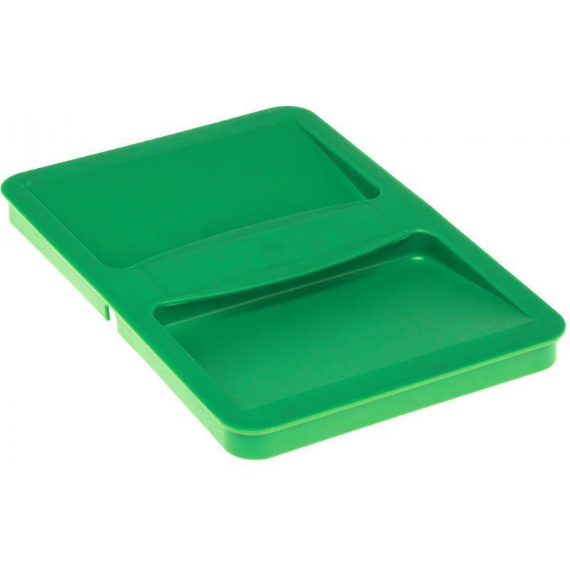 Franke Náhradní díly Víko pro koš Cube 14 l, zelený plast 133.0028.395