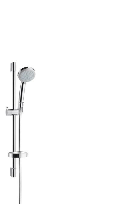 Hansgrohe Croma Sprchová souprava Vario EcoSmart/Unica'C, 650 mm, Cassetta´C, chrom 27776000