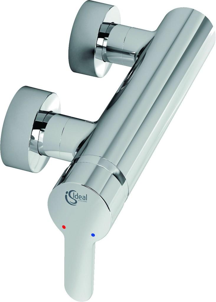 Ideal Standard Connect Blue Páková sprchová baterie nástěnná, chrom B9924AA