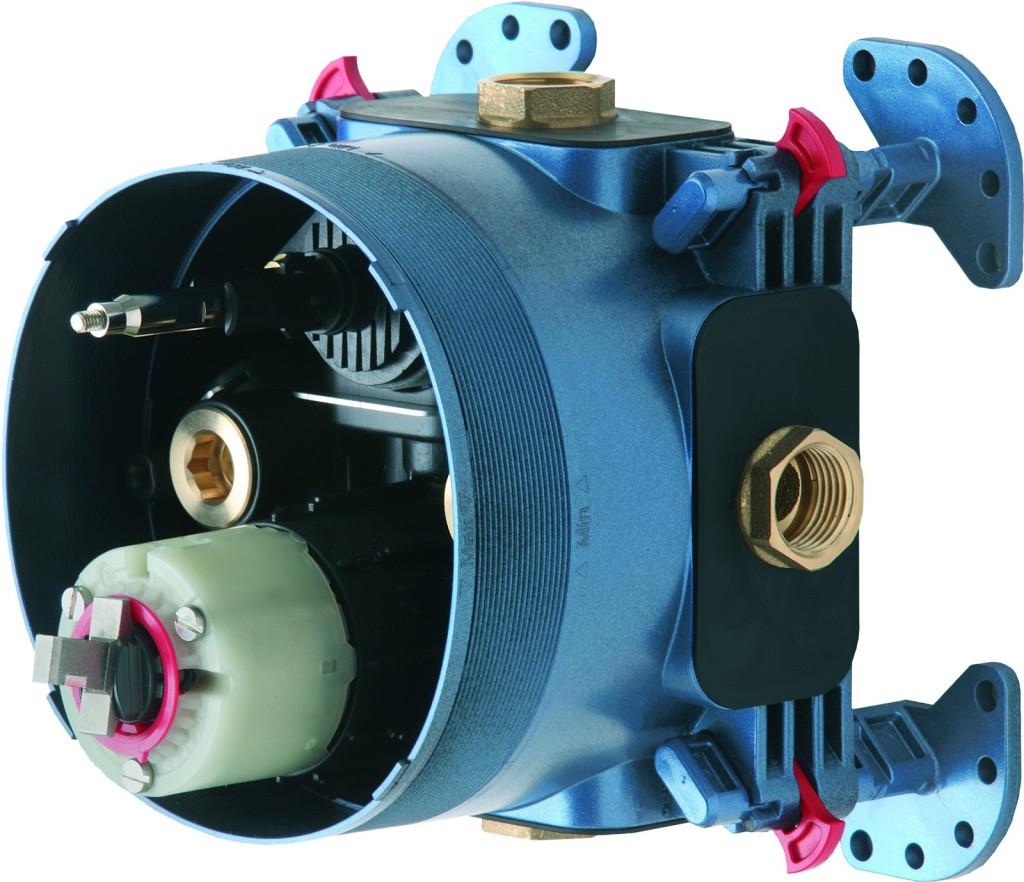 Ideal Standard Active Montážní těleso pro sprchové a vanové baterie pod omítku A1000NU