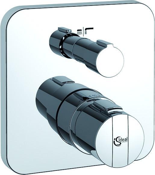 Ideal Standard CeraTherm Termostatická vanová baterie pod omítku, chrom A5620AA