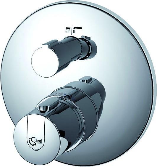 Ideal Standard CeraTherm Termostatická vanová baterie pod omítku, chrom A4888AA