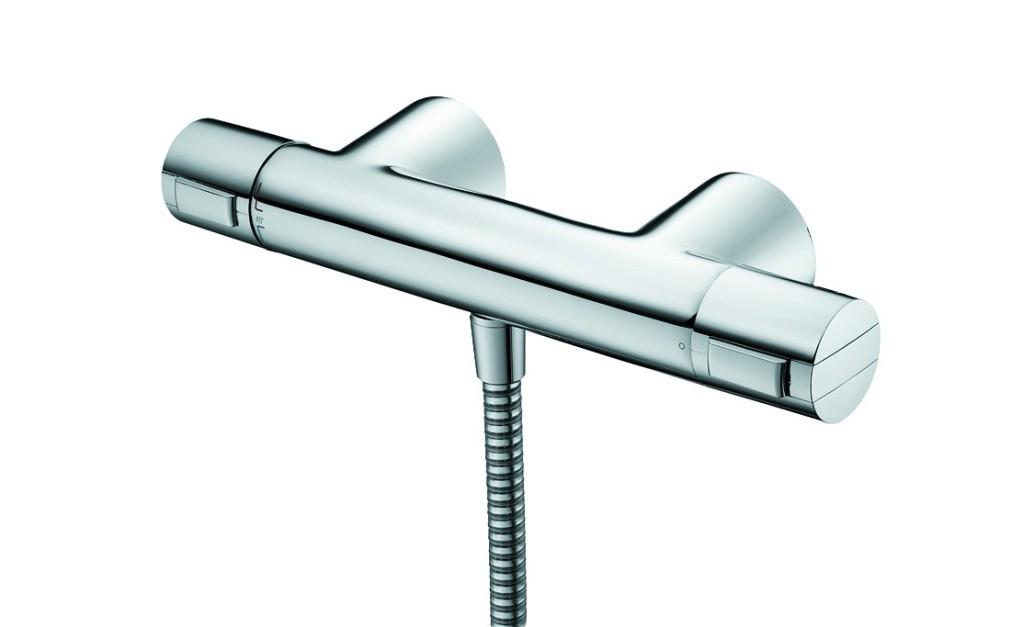 Ideal Standard CeraTherm Termostatická sprchová baterie nástěnná, chrom A4627AA