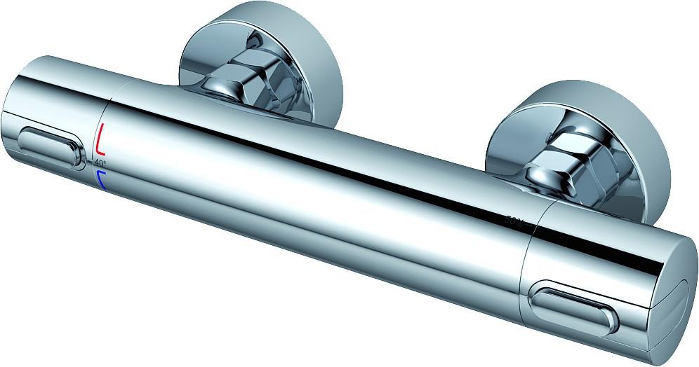 Ideal Standard CeraTherm Termostatická sprchová baterie nástěnná, chrom A4618AA