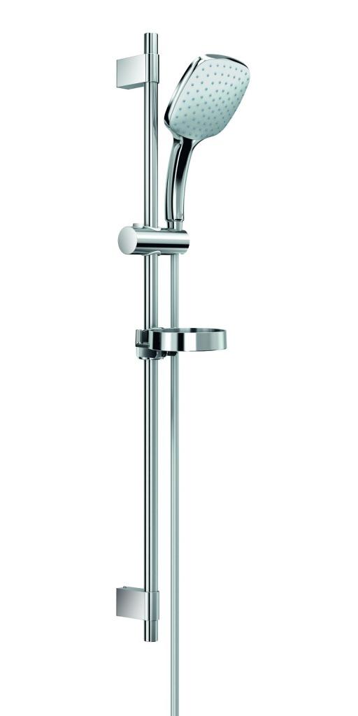 Ideal Standard Idealrain Cube Sprchová souprava 900 mm XL1 s ruční sprchou 130 mm, 1 proud, chrom B0016AA