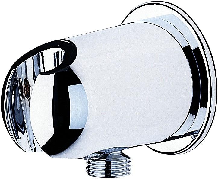 Ideal Standard Idealrain Držák sprchy s přípojkou pro sprchu, chrom A2406AA
