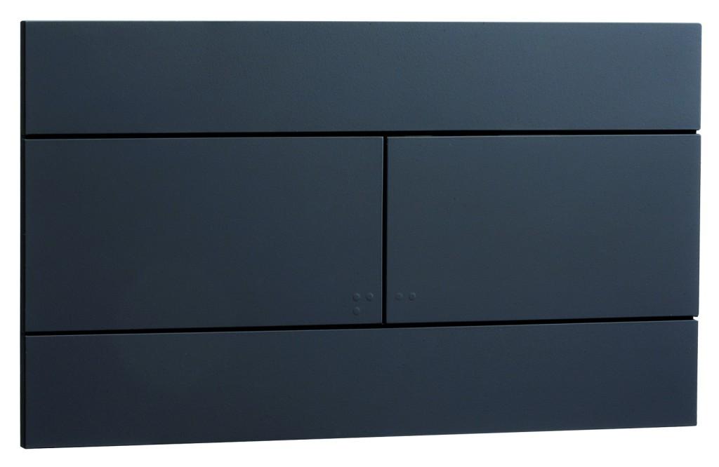 Ideal Standard Tlačítka Ovládací tlačítko Better Slim mechanické, černá matná VV659055