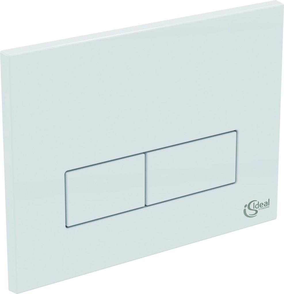 Ideal Standard Tlačítka Ovládací tlačítko Ideal System mechanické, bílá W3708AC