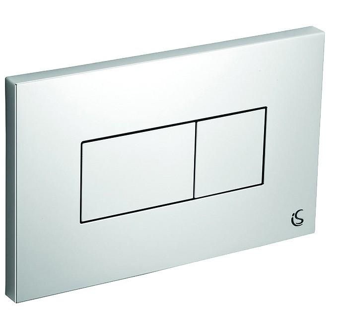Ideal Standard Tlačítka Ovládací tlačítko Karisma pneumatické, ušlechtilá ocel E4465GN