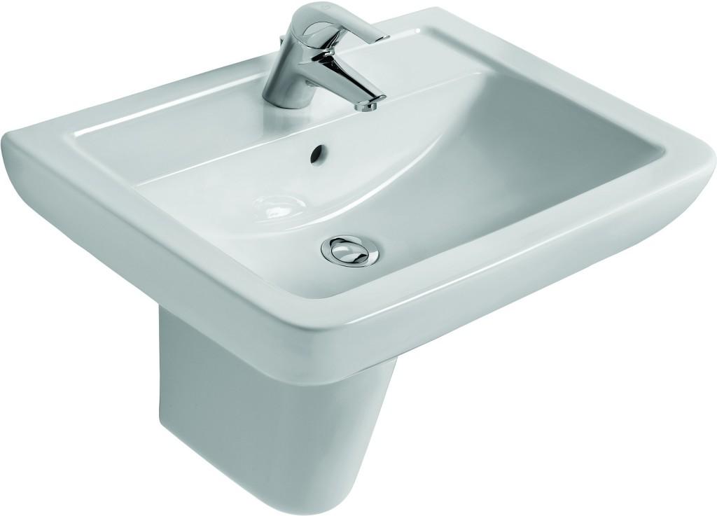 Ideal Standard Eurovit Umyvadlo 190 x 650 x 460 mm, bílá V302801