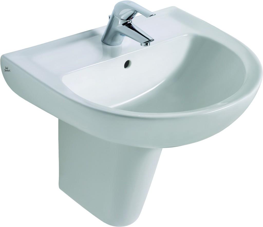 Ideal Standard Eurovit Umyvadlo 215 x 600 x 465 mm, bílá V144001