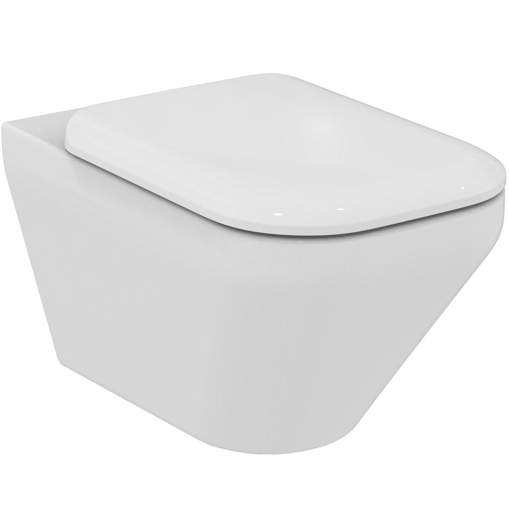 Ideal Standard Tonic II Závěsný klozet 355 x 560 x 350 mm rimless, bílá K316301