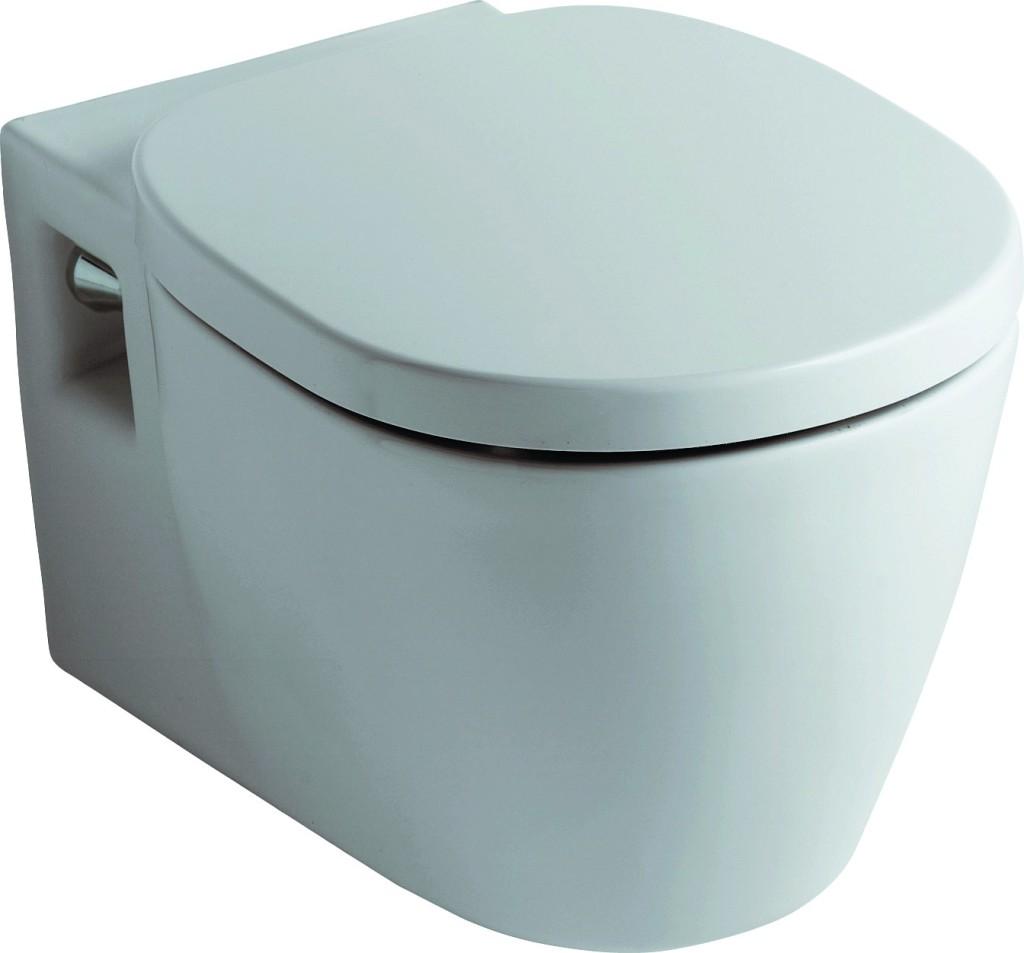 Ideal Standard Connect Závěsný klozet 360 x 540 x 340 mm, hluboké splachování, bílá E823201