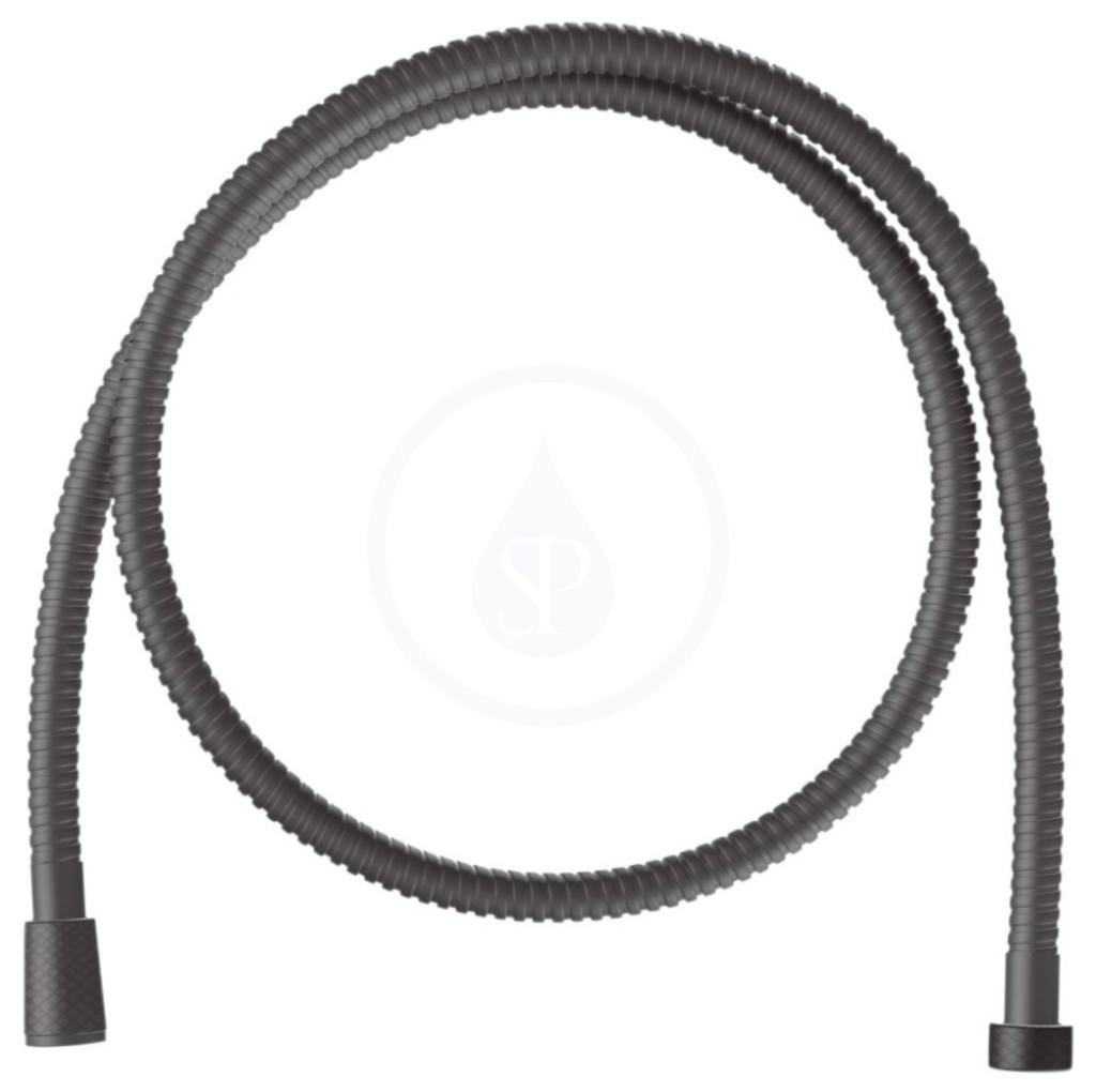 Grohe Kovová sprchová hadice, velvet black 28143KS0