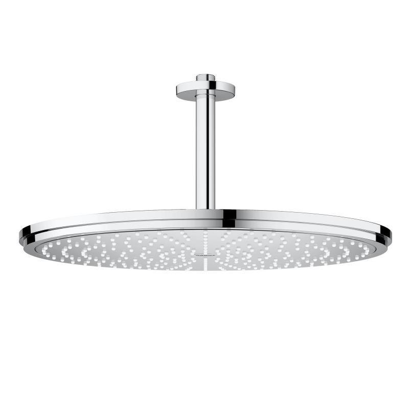 Grohe Rainshower Horní sprcha Cosmopolitan, průměr 400 mm, sprchové rameno 142 mm, chrom 26256000