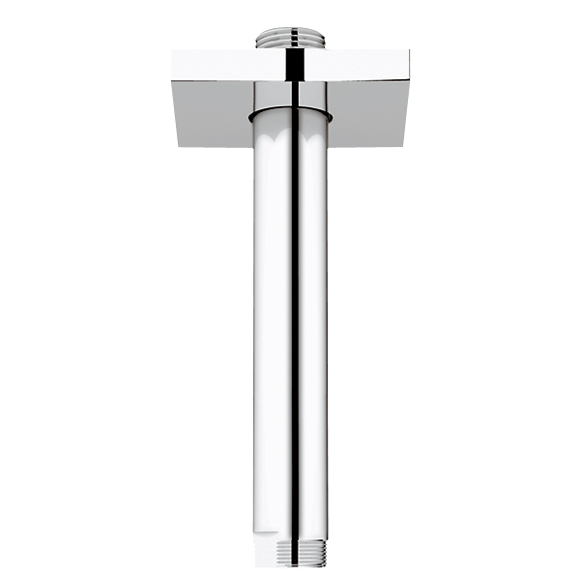 Grohe Rainshower Stropní výpusť, 142 mm, chrom 27485000