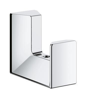 Grohe Selection Cube Háček na koupací plášť, chrom 40782000