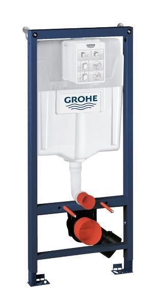 Grohe Rapid SL pro závěsné WC 38536001