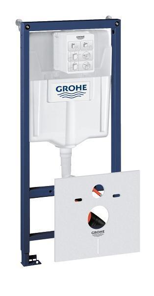 Grohe Rapid SL pro závěsné WC 38539001