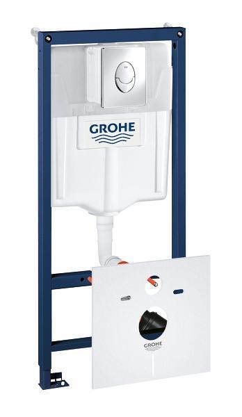 Grohe Rapid SL sada 4 v 1 pro WC 38750001