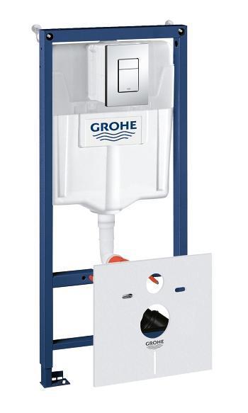 Grohe Rapid SL sada 4 v 1 pro WC 38775001